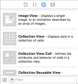 De Xcode Object Library