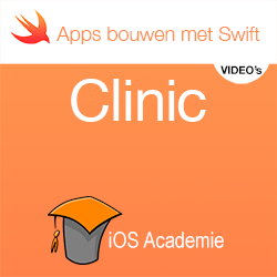 LIVE Clinic-video's: JSON in je iOS Apps